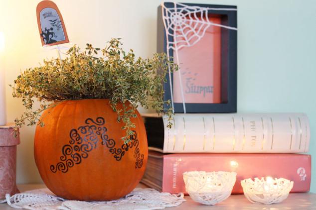 Helovino dekoracijos