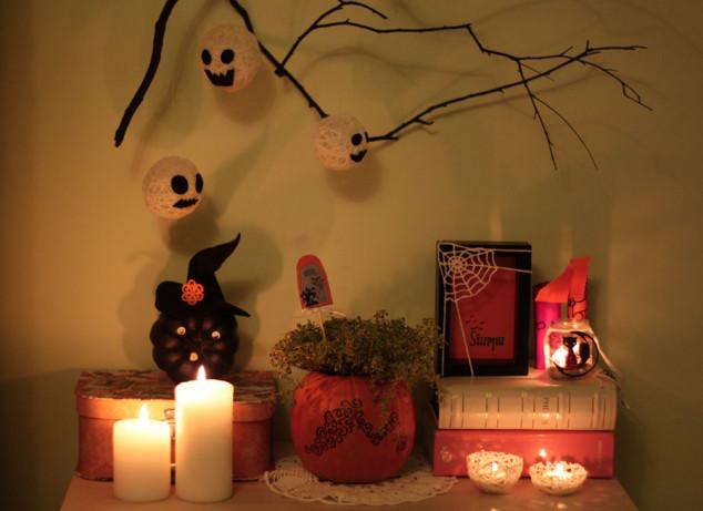 Helovino papuošimai