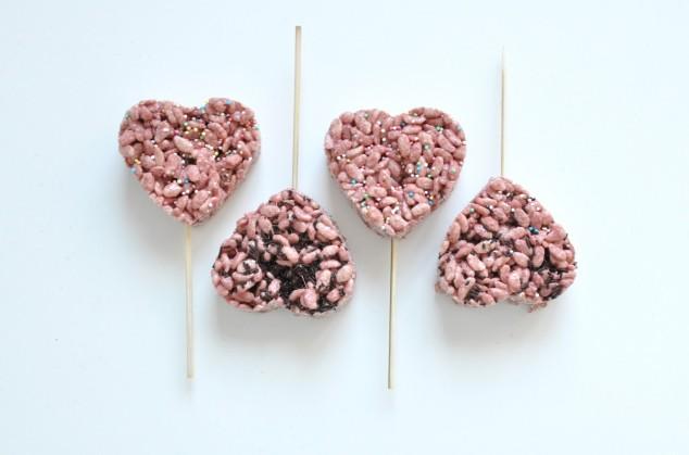 Valentino dienos desertai, dovanėlės