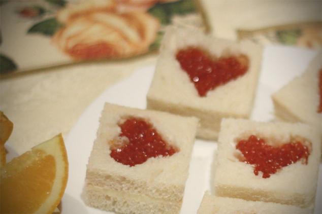 Valentino dienos valgiai, vaišės, receptai
