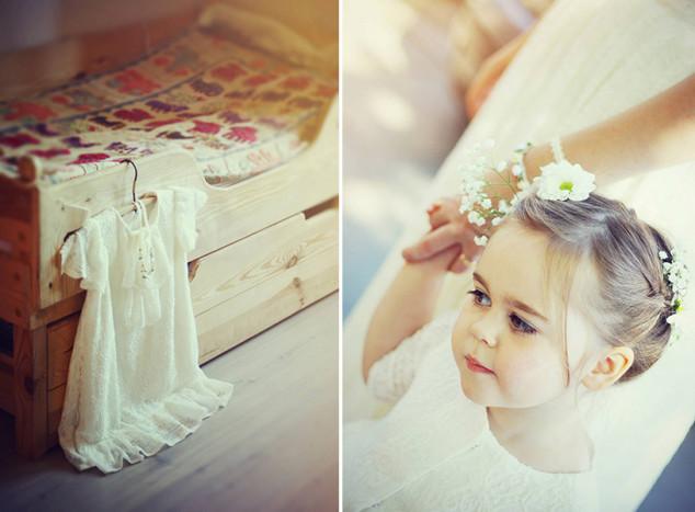 Krikšto suknelės mergaitėms - plaukų aksesuarai