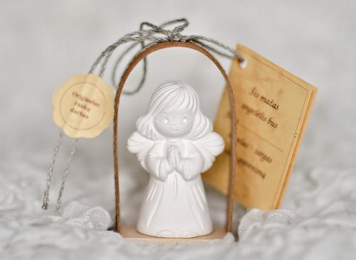 Angeliukas - krikšto dovana