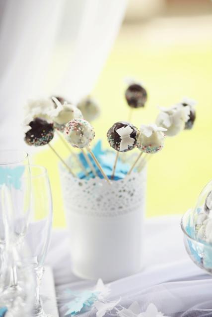 Cake popsai - saldumynai ant pagaliukų