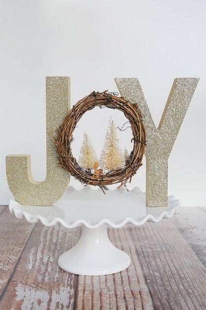 Kalėdinės stalo dekoracijos
