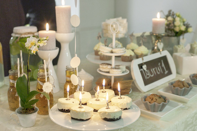 Saldaus stalo dekoravimas - berniuko gimtadienis
