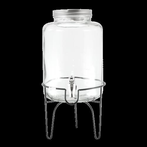 Dispenseris - indas su kraneliu gėrimui