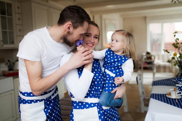 Prijuostės visai šeimai