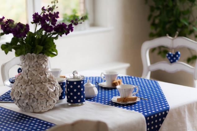 Virtuvės stalo dekoras