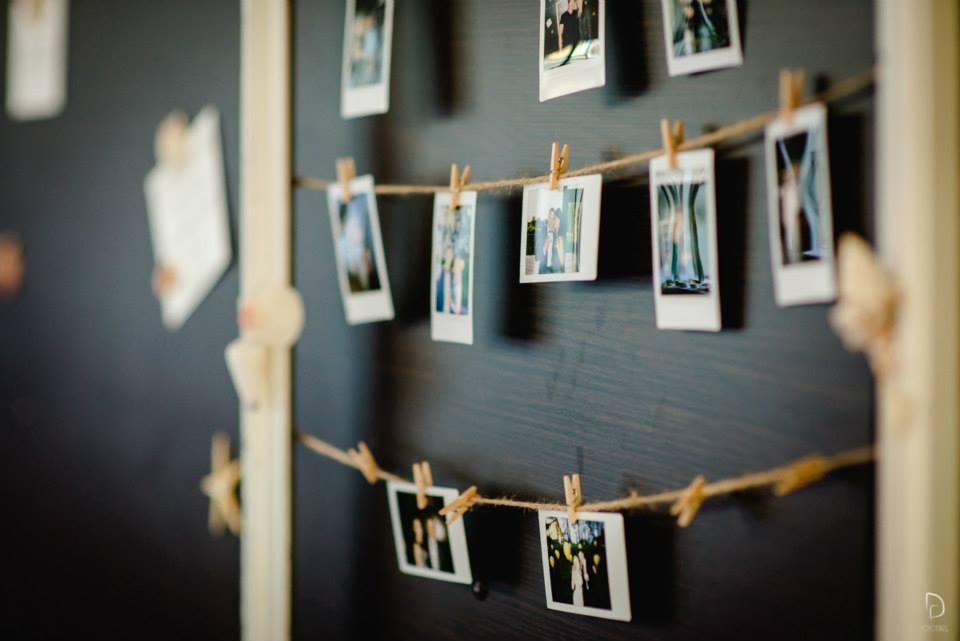 Foto sienelė vestuvėse
