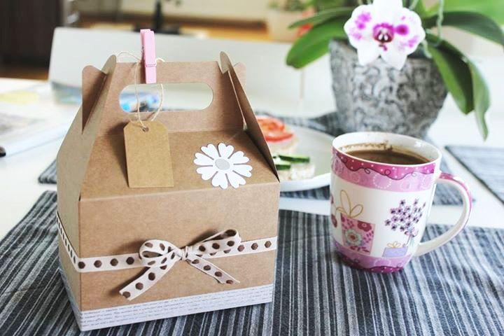 Keksiukų dėžutė - personalizuota dovana