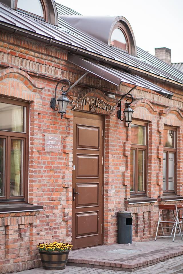 Kavinė Senamiestis, Telšiai