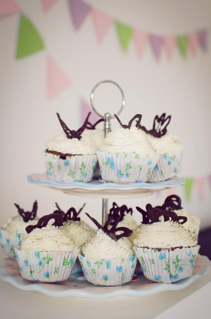 Keksiukai fėjų gimtadienyje