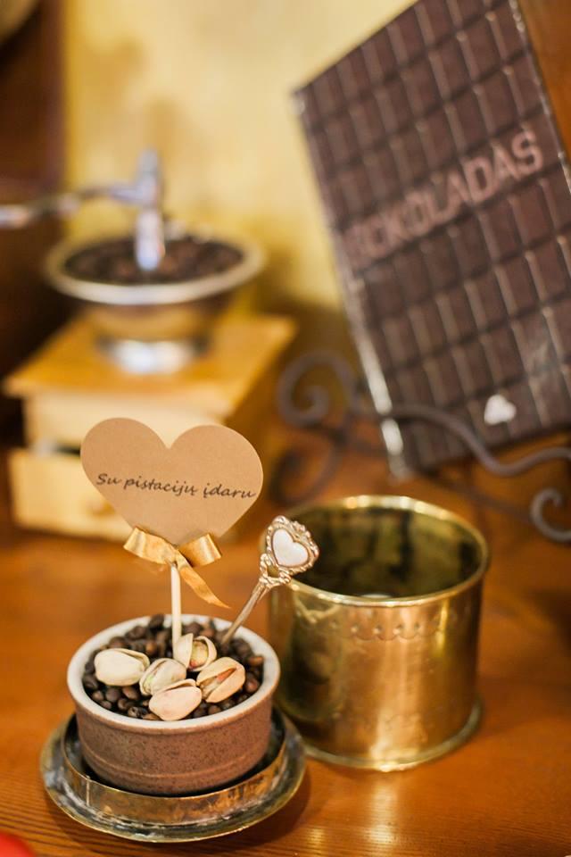 Saldusis vestuvių stalas