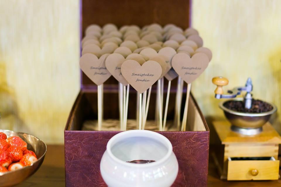 Šokoladinės vestuvės