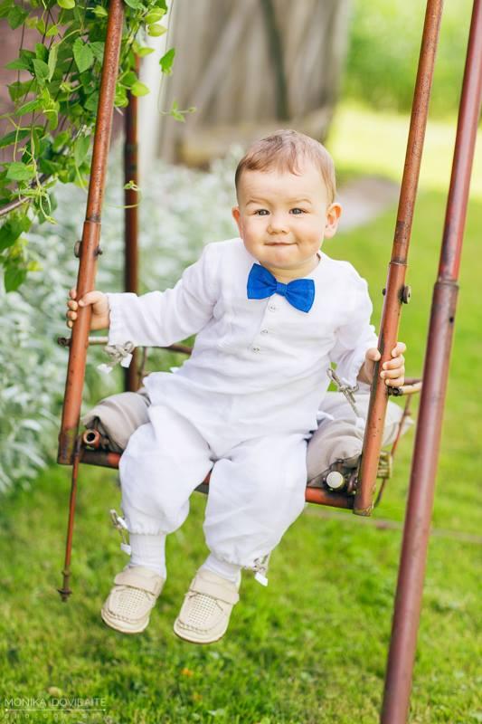 Krikšto rūbai berniukui