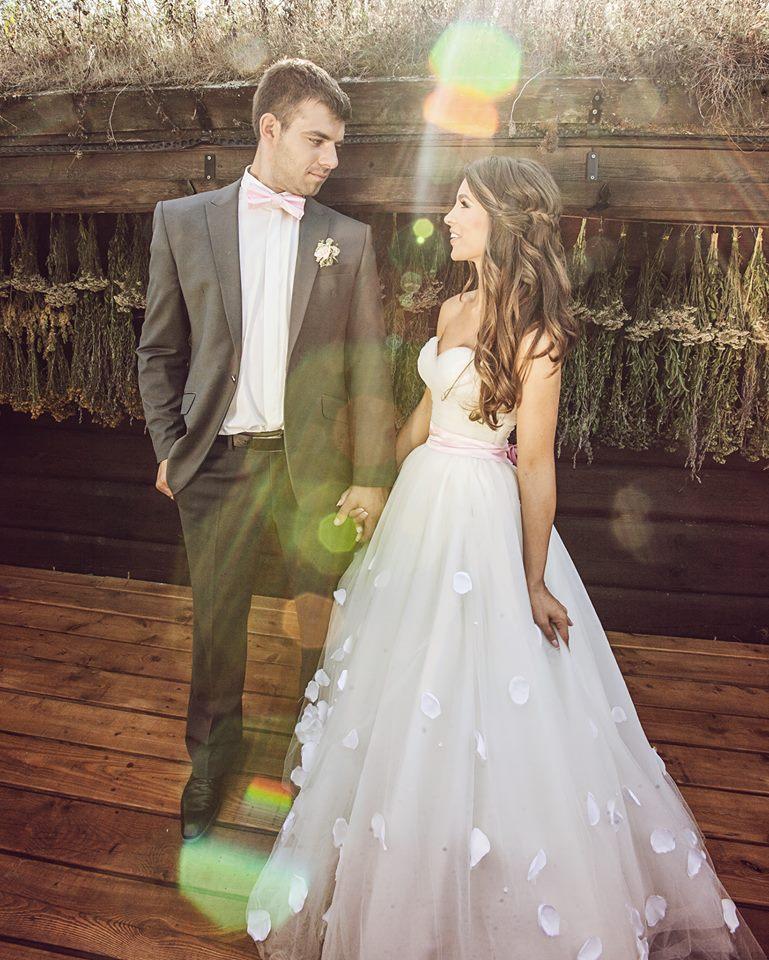Romantiškos vestuvės