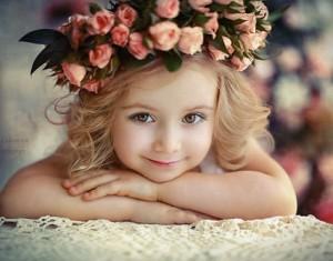 Gėlių princesės (4 metai)