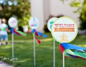 Vasaros šventinės idėjos