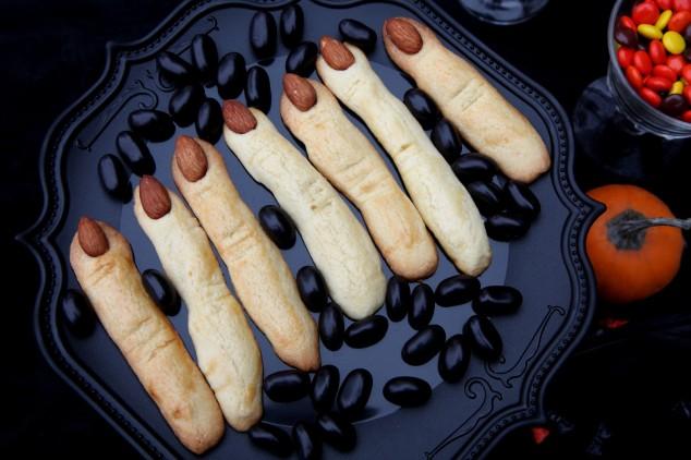 Helouvino vaišės ir receptai - raganų piršteliai