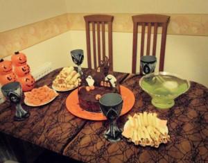 Helovinas pas Kristiną