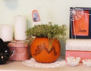 Helovino idėja ir dekoracijos