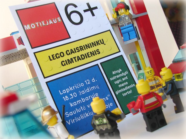 Lego gimtadienis