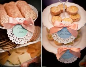 Popierinių servetėlių (doillies) dekoro galimybės