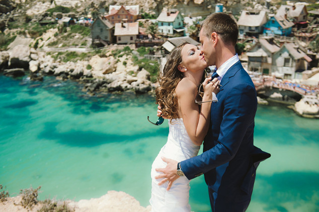 Vestuvės užsienyje - idėjos, patarimai