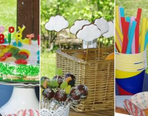 1-asis balionų gimtadienis