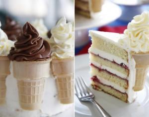 Vaikystės gimtadienio tortas