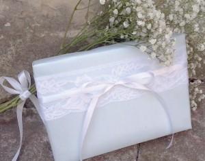 Vestuvinių dovanų pakavimas