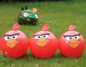 Angry Birds teminis gimtadienis