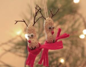 Kalėdiniai elniukai – pasidaryk pats