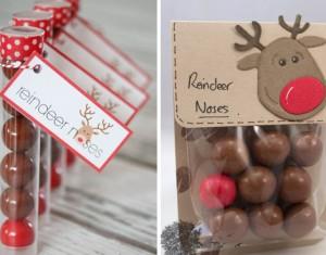 Elnio Rudolfo nosytės – saldainiai