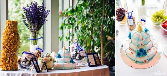 Saldusis vestuvinių stalas