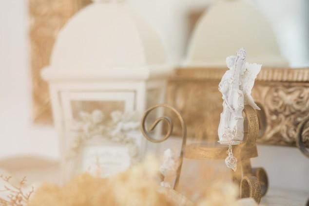 Krikštynų dekoracijos - angeliukai