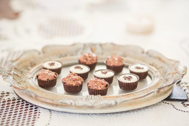 Saldusis stalas - saldainiai