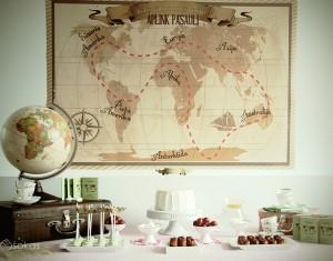 Kelionė aplink pasaulį