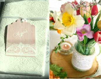 Jubiliejinis  gimtadienis rustic tema ir patarimas, kaip sukurti gerą šventę
