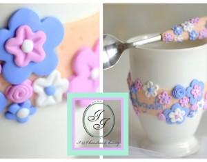 Dovana mamai, draugei, sesei – dekoruoti puodeliai