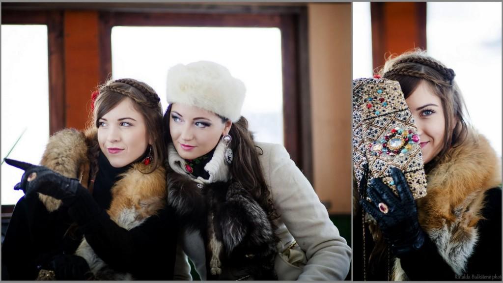 Fotosesija žiemą
