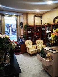 gėlių salonas Inesa