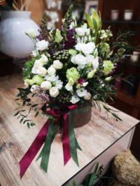 Gėlių salonas Vilniuje