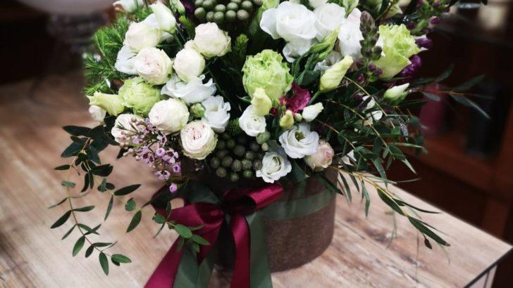 Naujas gėlių salonas Vilniuje – Inesos gėlės