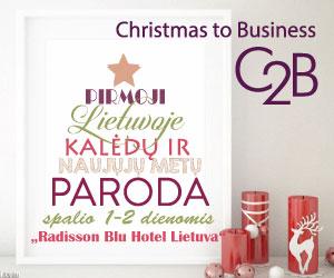 Šventės idėja - Kalėdų ir Naujųjų metų paroda