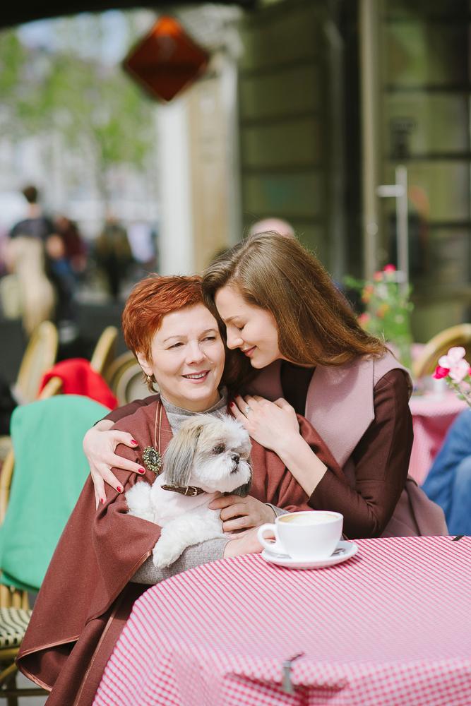 Pasimatymas su mama - Mamos dienos dovanos idėja