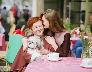 Pasimatymas su mama – dovana ne tik Motinos dienos proga