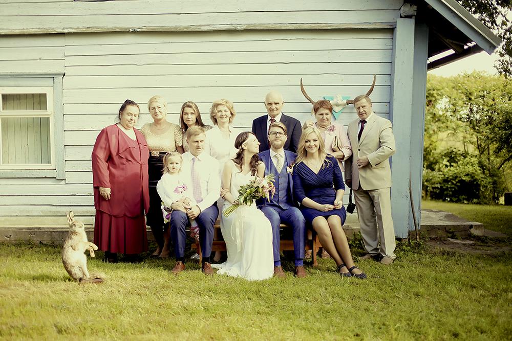 Vestuvės - svečių fotosesija