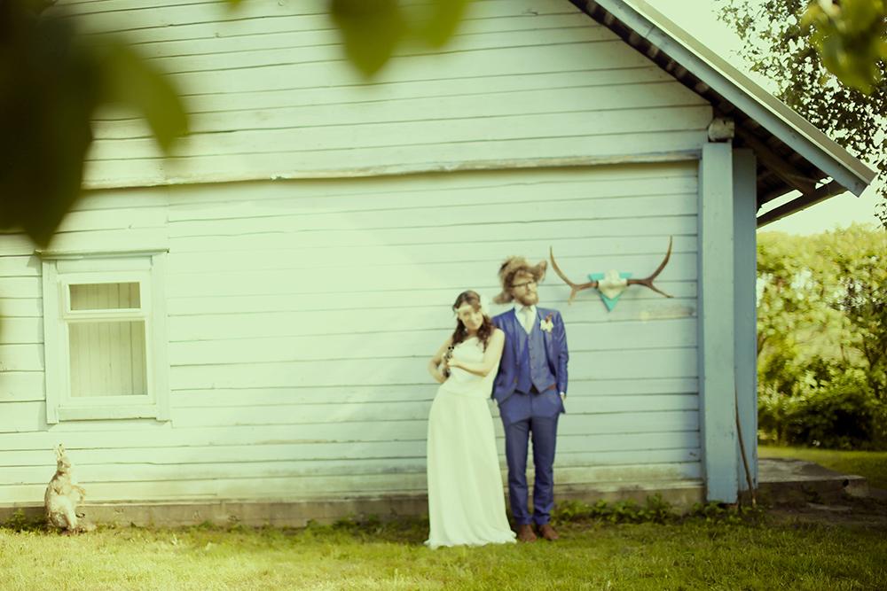 Jaunieji - rustic bohemian wedding style