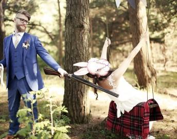"""Netradicinės Indrės ir Pauliaus vestuvės """"rustic-bohemian"""" stiliumi"""